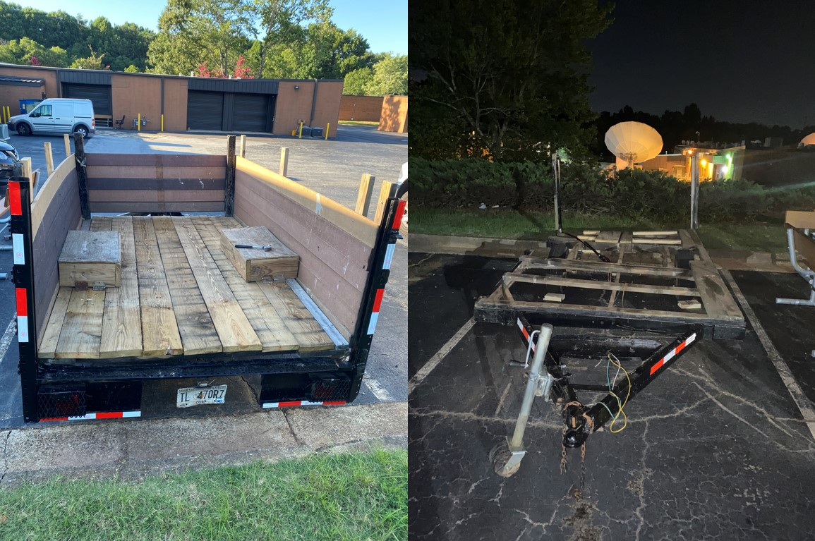 Trailer Before Pictures